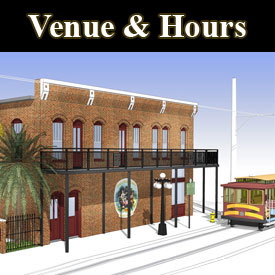 Venue and Hours